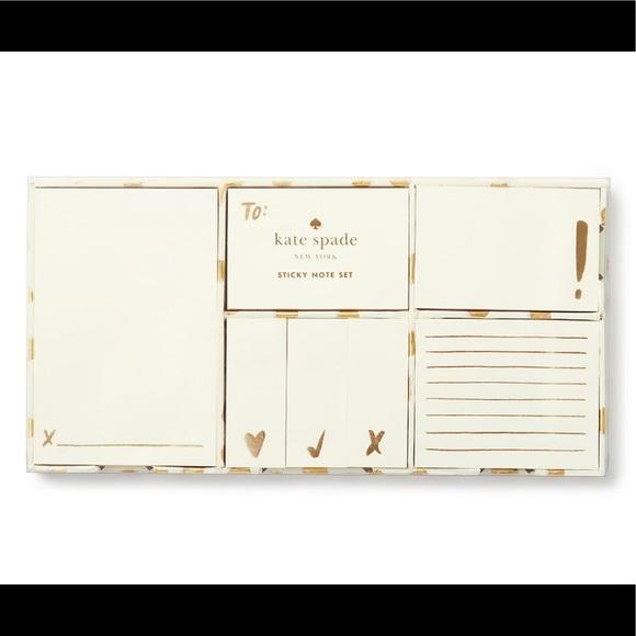 🆕🌸 Kate Spade ♠️ Note Card Set